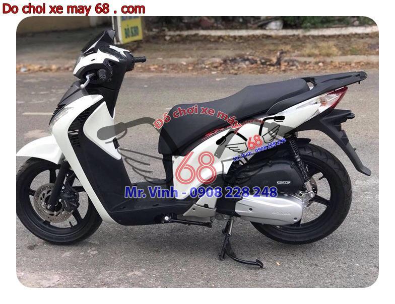 Độ xe SH Việt Nam 125i/150i thành SH ý giống 100%
