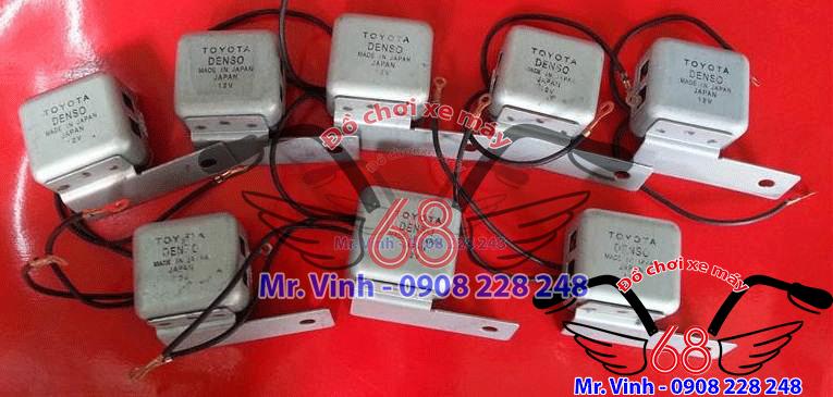 Hình ảnh: Ken ting tong lắp cho xi nhan các loại xe máy giá rẻ tại Shop đồ chơi xe máy 68 TpHCM Q1