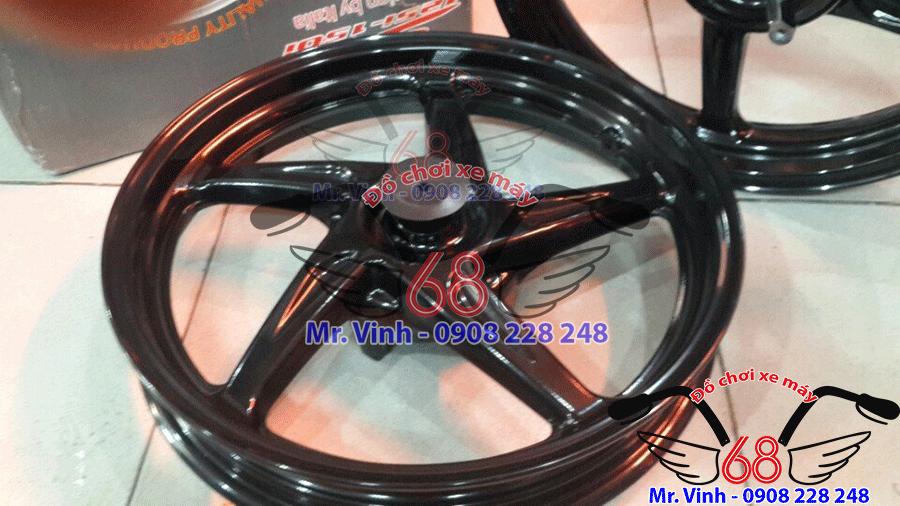 Hình ảnh: Mâm 5 cây SH ý độ cho SH Việt Nam giá rẻ tại Shop đồ chơi xe máy 68 TpHCM Q1