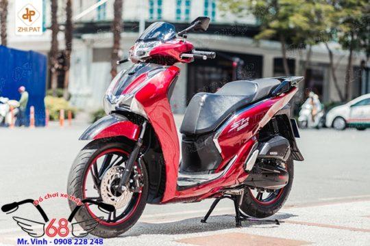 Hình ảnh: Dàn áo SH 300i độ cho SH Việt Nam 2017giá rẻ tại shop đồ chơi xe máy 68 TpHCM Q1