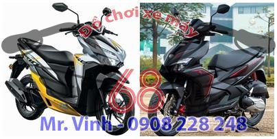 Honda Air Blade và Vario 150: Lựa chọn nào tốt hơn?