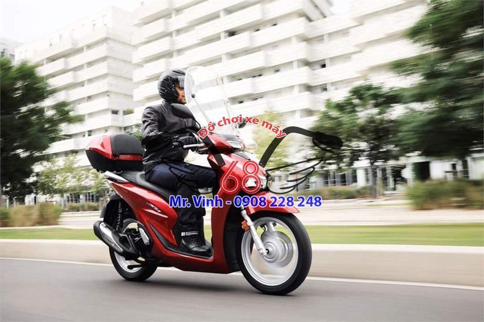 Honda SH 2020 đã chính thức lộ diện