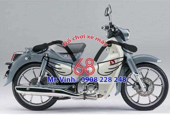 Phụ tùng xe máy Cup C125