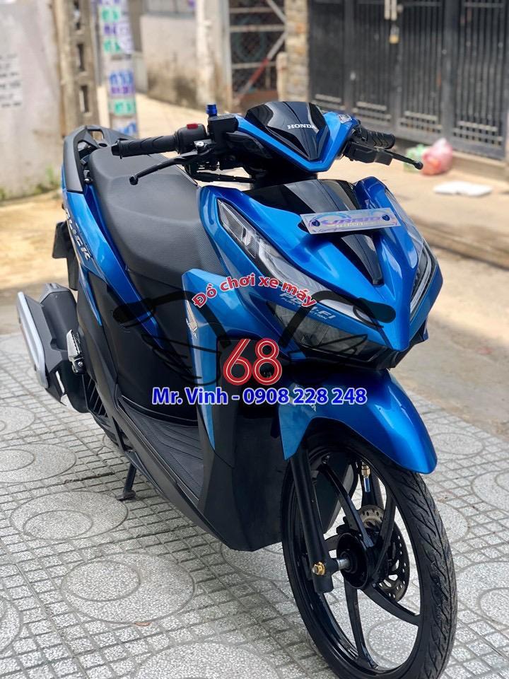 Dàn áo đồ chơi xe Vario 2020 tại shop đồ chơi xe máy 68