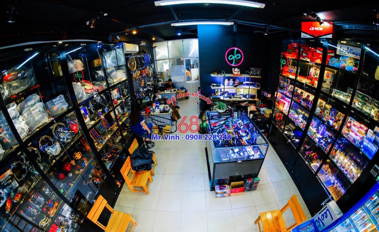 Cửa hàng đồ chơi xe máy uy tín tại Tp HCM