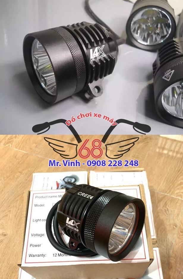 Hình ảnh đèn l4x tại shop đồ chơi xe máy68