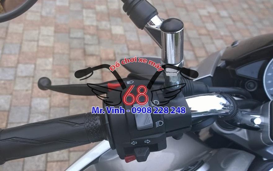 Cùm xe Fz150i là thiết bị àm bạn nên trang bị cho xe máy của mình