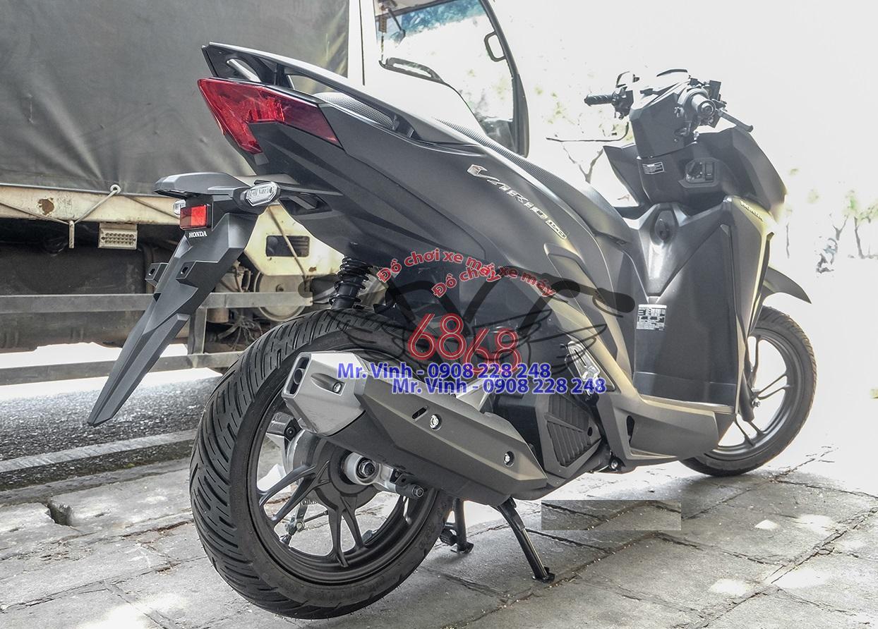 Xe Vario gắn sản phẩm cực chất tại shop đồ chơi xe máy 68