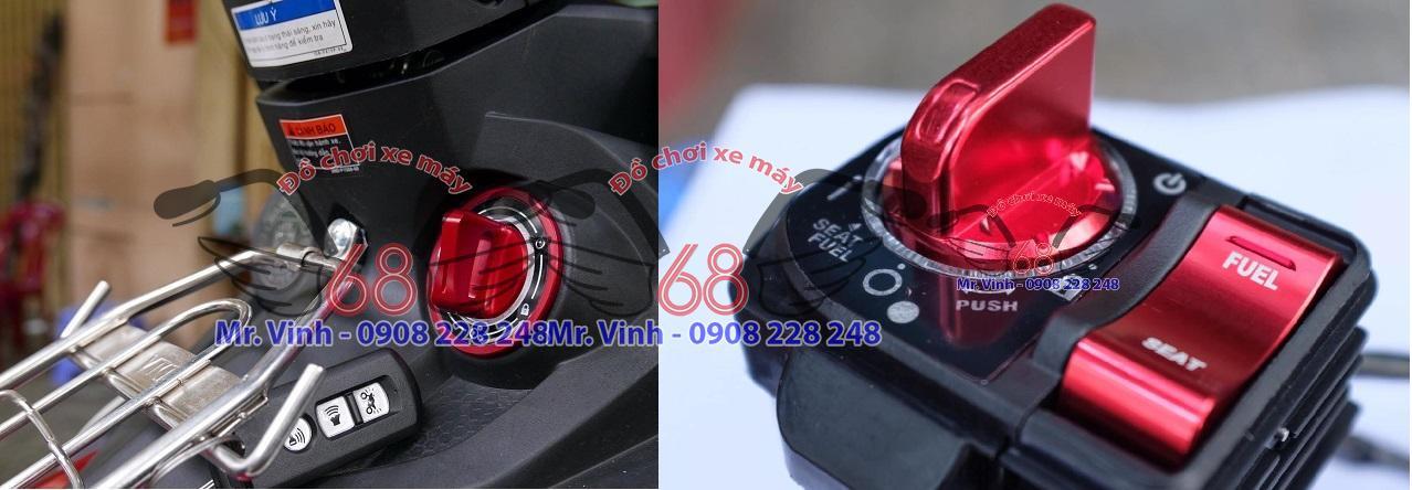Độ khóa thông minh Smartkey dành cho xe Honda và nhiều dòng xe khác