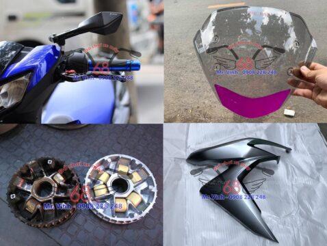 Đồ chơi xe máy tphcm được kinh doanh rộng rãi