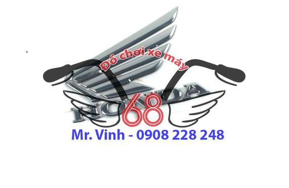 Logo chữ nổi hãng xe Honda
