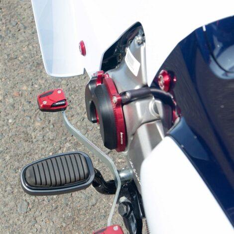Cao su gác chân xe máy Honda Cub C125