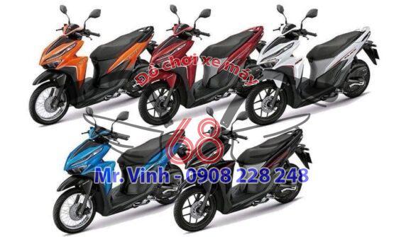 Shop đồ chơi xe máy chuyên kinh doanh các phụ tùng đồ chơi xe máy giá rẻ