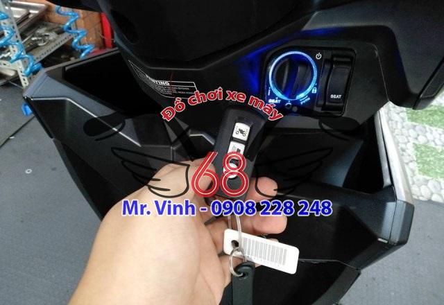 Bộ khóa Smartkey Honda SH giá rẻ chuẩn hàng