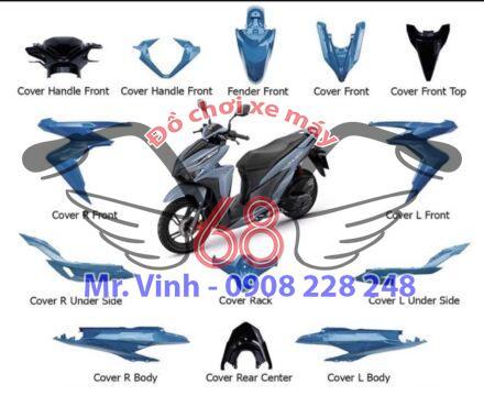Avatar dàn áo click - Vario 2015 - 2020